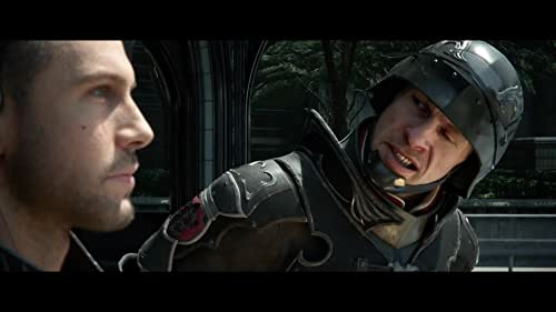 The magical kingdom of Lucis is home to the sacred Crystal, and the menacing empire of Niflheim is determined to steal it. King Regis of Lucis (Sean Bean) commands an elite force of soldiers called the Kingsglaive. Wielding their king's magic, Nyx (Aaron Paul) and his fellow soldiers fight to protect Lucis. As the overwhelming military might of the empire bears down, King Regis is faced with an impossible ultimatum -- to marry his son, Prince Noctis to Princess Lunafreya of Tenebrae (Lena Headey), captive of Niflheim, and surrender his lands to the empire's rule.  Although the king concedes, it becomes clear that the empire will stop at nothing to achieve their devious goals, with only the Kingsglaive standing between them and world domination.
