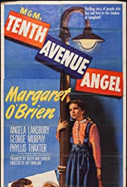 Tenth Avenue Angel Poster