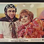 Shirley MacLaine and James Booth in The Bliss of Mrs. Blossom (1968)