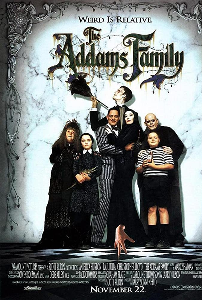 The Addams Family(1991)