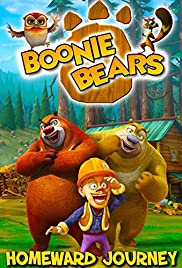 Boonie Bears: Homeward Journey Poster