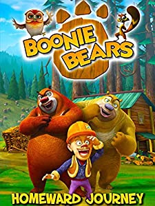 Movie rent online download Boonie Bears: Homeward Journey China [movie]