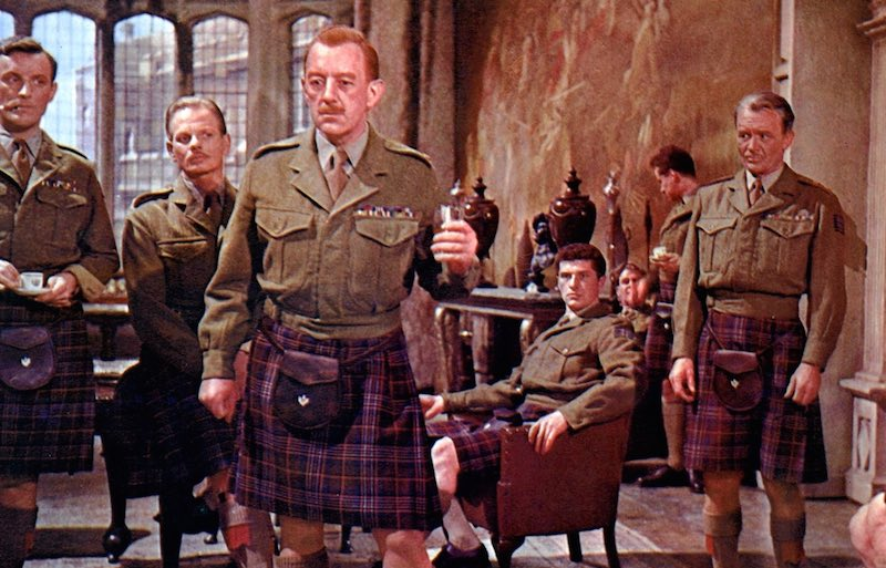 Image result for kilts in movies""