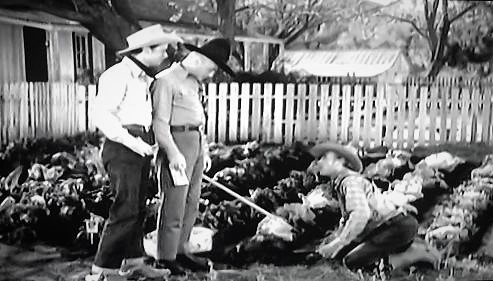 William Boyd, Andy Clyde, and Russell Hayden in Pirates on Horseback (1941)