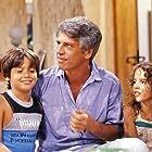 Nuno Leal Maia, Danton Mello, and Juliana Lucas Martin in A Gata Comeu (1985)