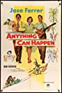 Anything Can Happen (1952) Poster