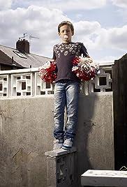 Boy Cheerleaders Poster