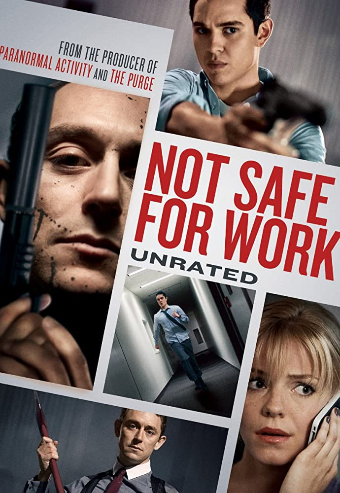 Not Safe for Work (2014) Hindi Dubbed