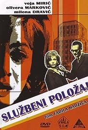 Sluzbeni polozaj(1964) Poster - Movie Forum, Cast, Reviews