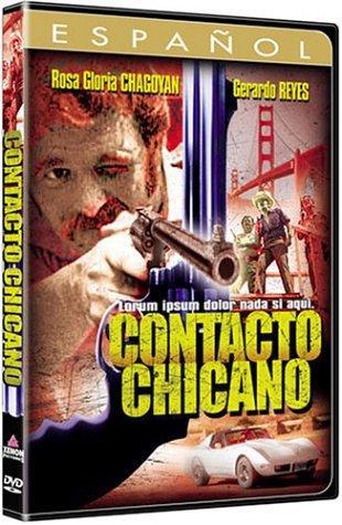 Gerardo Reyes in Contacto Chicano (1981)