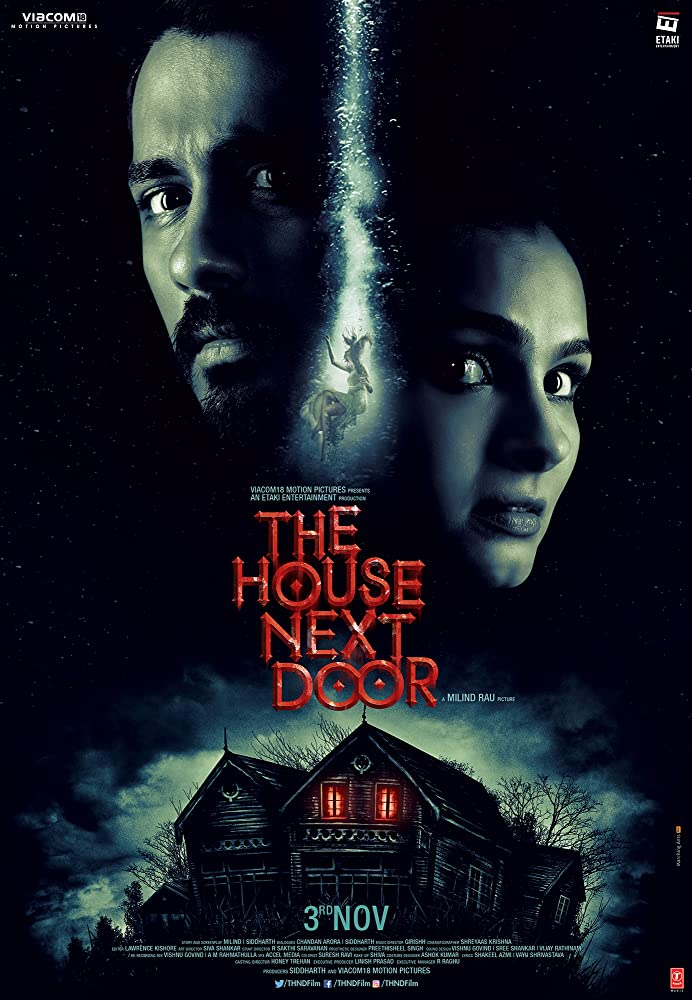 The House Next Door (2017) WEBRip [1080p-720p-480p] Hindi Dubbed x264 AAC 5.1