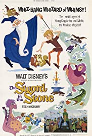 The Sword in the Stone (1963) Poster - Movie Forum, Cast, Reviews