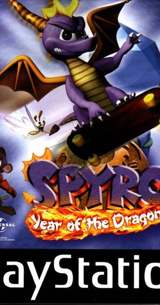 Spyro: Year of the Dragon (Video Game 2000) - IMDb