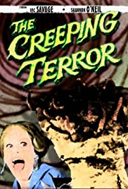 The Creeping Terror Poster