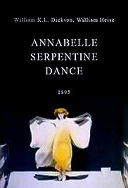 Serpentine Dance by Annabelle Poster