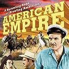 Leo Carrillo, Richard Dix, and Preston Foster in American Empire (1942)