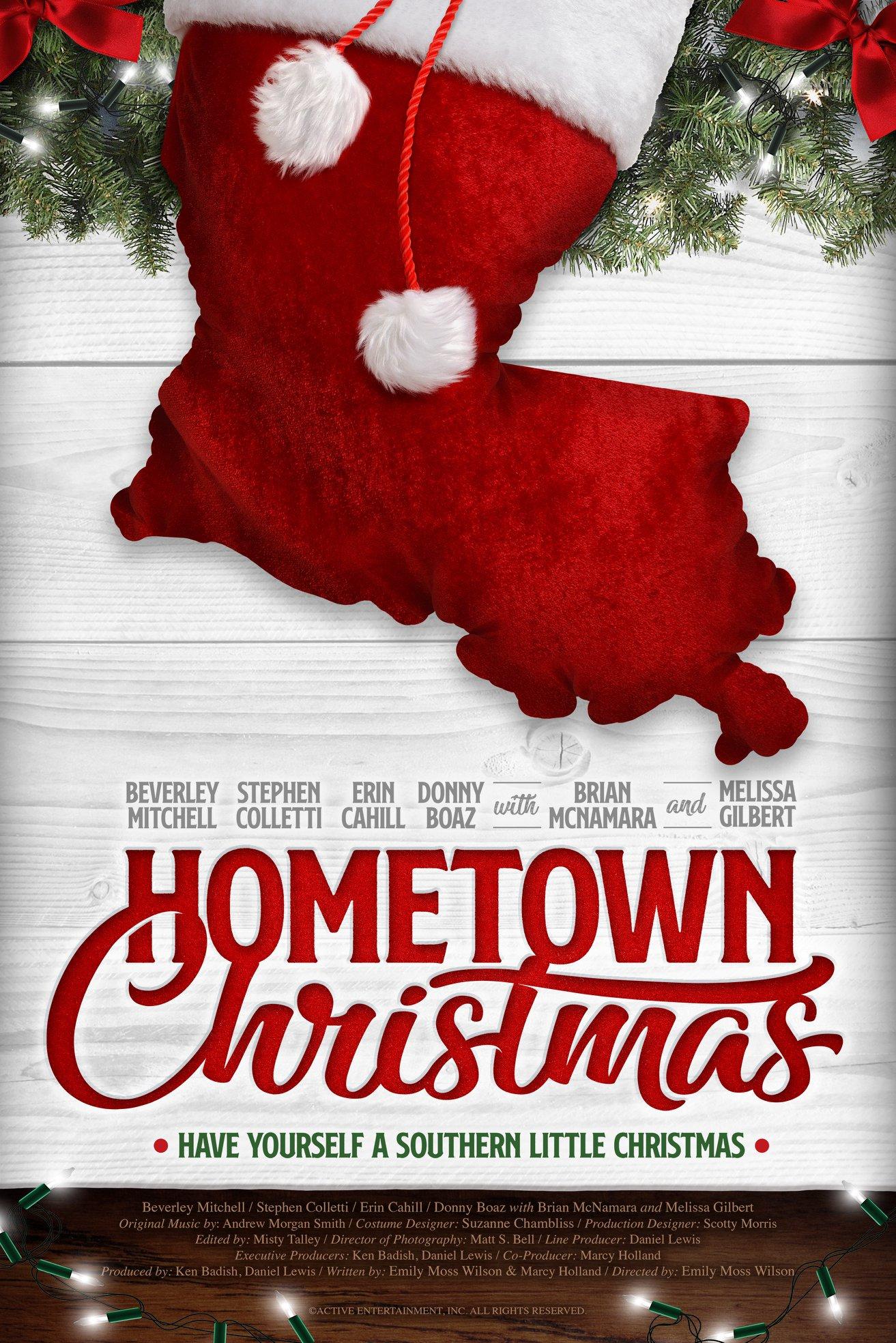 Hometown Christmas (TV Movie 2018) - IMDb