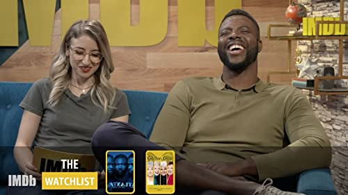 The Watchlist With 'Black Panther' Star Winston Duke