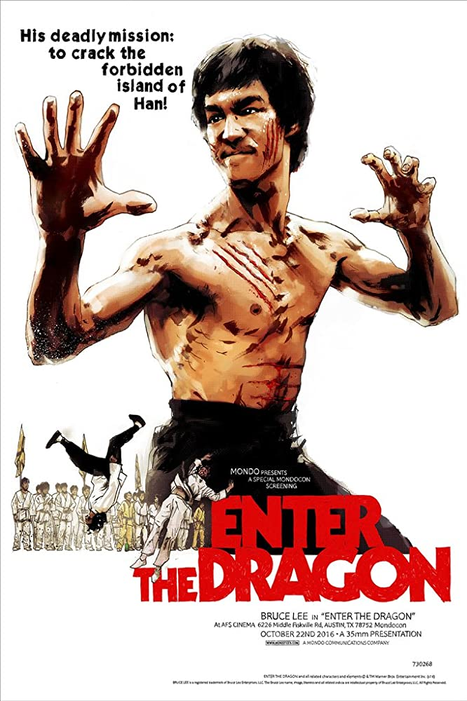 Enter the Dragon مترجم