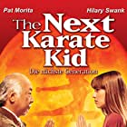 Pat Morita and Hilary Swank in The Next Karate Kid (1994)