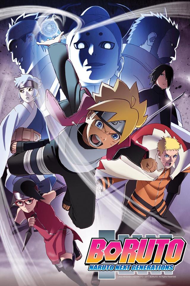 Boruto: Naruto Next Generations Season 1 COMPLETE WEBRip 480p, 720p & 1080p