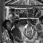 Merly Bucong, Elvira Dayandante, Popo Diaz, and Hazel Orencio in Lahi, hayop (2020)