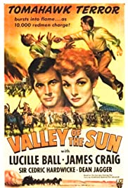 Valley of the Sun Poster