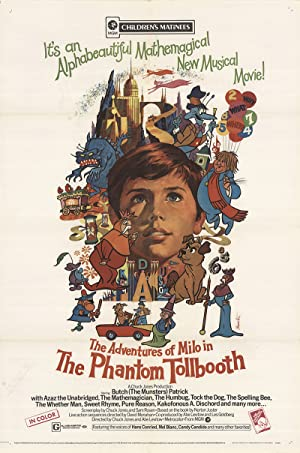 The Phantom Tollbooth Poster Image