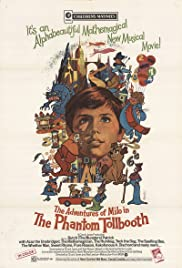 The Phantom Tollbooth (1970) Poster - Movie Forum, Cast, Reviews