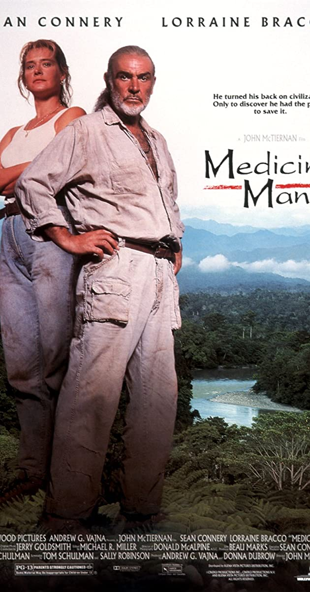 Medicine Man Farsi/persian Subtitles