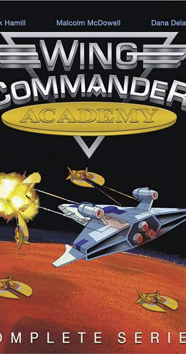 Wing Commander Academy Tv Series 1996 Imdb