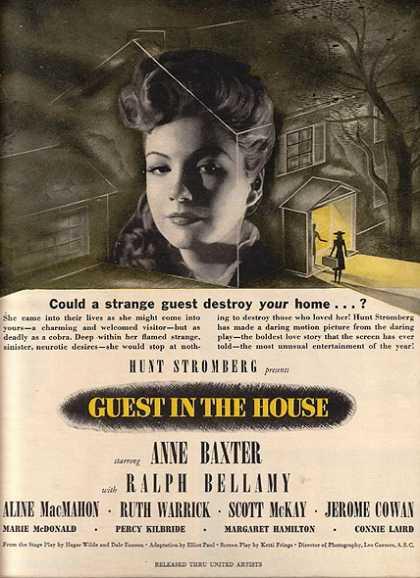 Image result for Guest in the House 1944