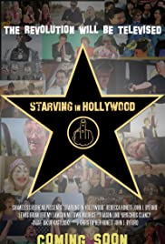 Starving in Hollywood Poster