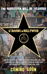Movie free download Starving in Hollywood USA [x265]