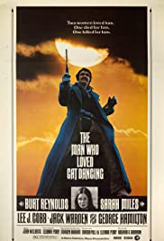 The Man Who Loved Cat Dancing Poster