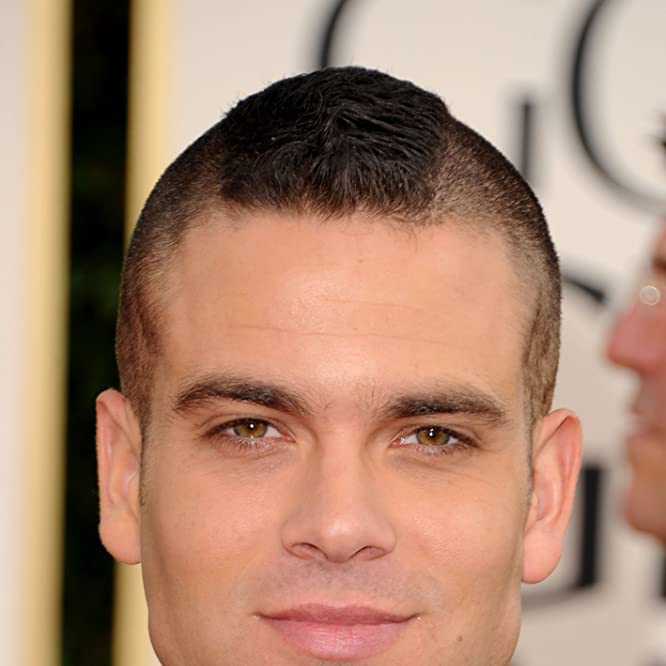 Mark Salling at an event for Glee (2009)