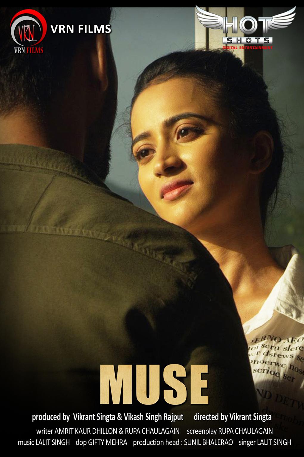 18+ Muse (2021) Hindi HotShots Digital Short Film 720p HDRip 150MB Download