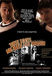 These Boots Are Made for Walken Poster