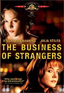 Downloading subtitles for movies The Business of Strangers by Kris Isacsson [flv]