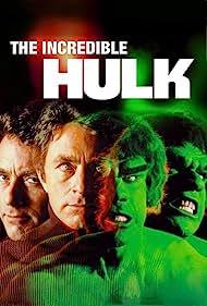 Lou Ferrigno and Bill Bixby in The Incredible Hulk (1977)