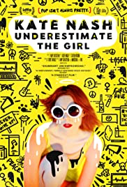Kate Nash: Underestimate the Girl Poster