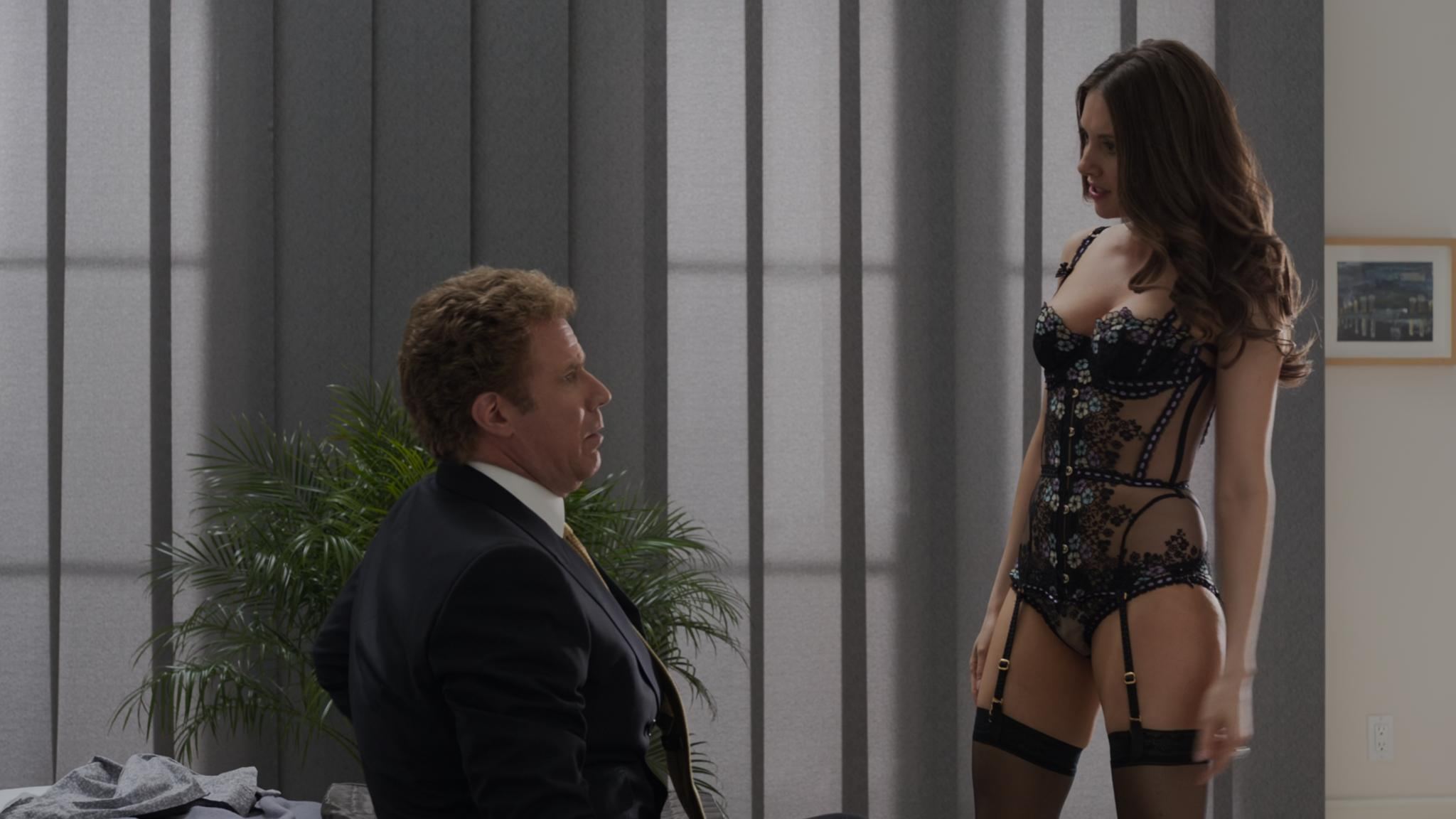 Image result for alison brie get hard lingerie