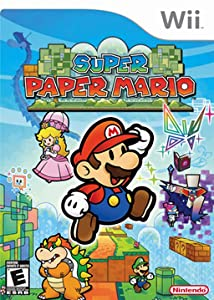 Super Paper Mario download torrent