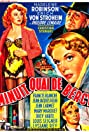 Midnight... Quai de Bercy (1953) Poster