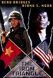 The Iron Triangle(1989) Poster - Movie Forum, Cast, Reviews