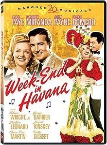 Week-End in Havana by Irving Cummings