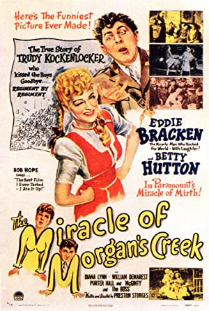 Where to stream The Miracle of Morgan's Creek