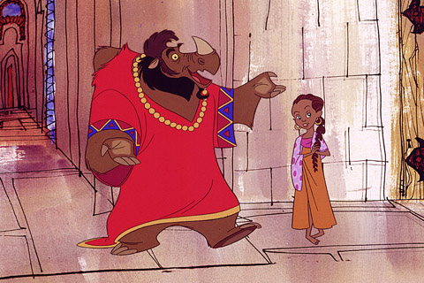 Happily Ever After Fairy Tales For Every Child Beauty And The Beast Tv Episode 1995 Imdb