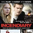 Ewan McGregor and Michelle Williams in Incendiary (2008)