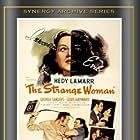 Hedy Lamarr, George Sanders, and Louis Hayward in The Strange Woman (1946)